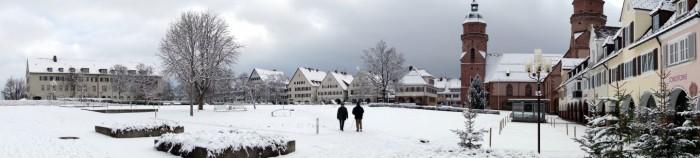 Panorama Freudenstadt
