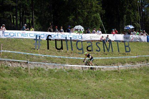 #fullgasmtb - Motto des Tages
