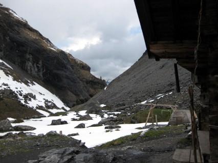 Gamchi Hütte