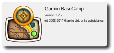 Garmin BaseCamp Logo