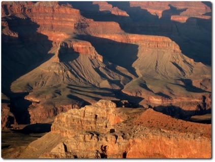 Grand Canyon - Abendstimmung