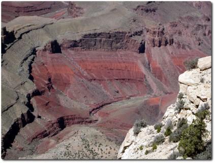 Grand Canyon - Es geht einfach nur runter...