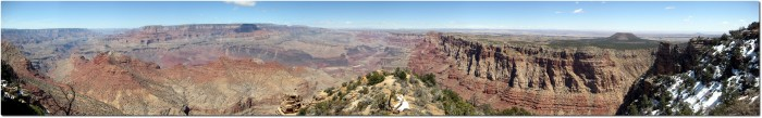 Grand Canyon - Panorama 01