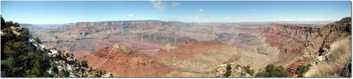 Grand Canyon - Panorama 02