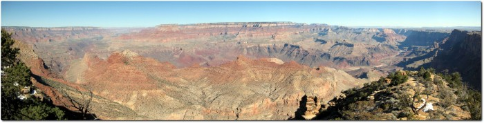 Grand Canyon - Panorama 04