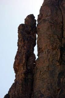 Schöne Felsformationen