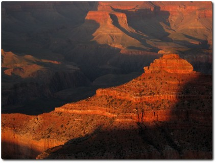 Grand Canyon - Sonnenuntergang 02