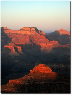Grand Canyon - Sonnenuntergang 03