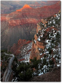 Grand Canyon - Sonnenuntergang 04