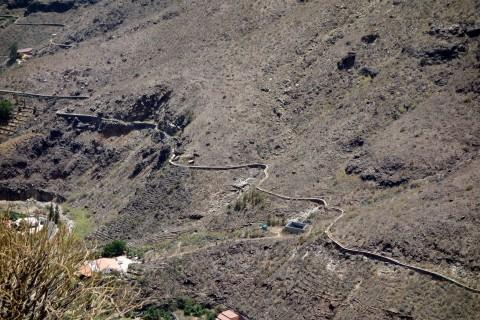 Wasserleitungen - Gran Canaria