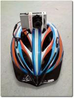 Helm-Kamera Gebastel
