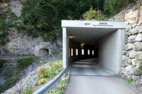 Neuer Tunnel im Gempelegrabe