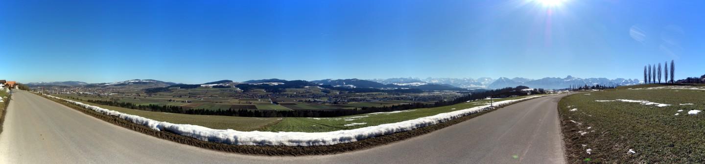 Panorama Gerzensee
