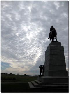 Gettysburg - Monumente