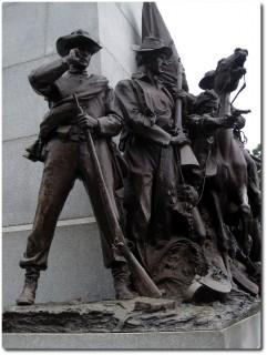 Gettysburg - Soldaten