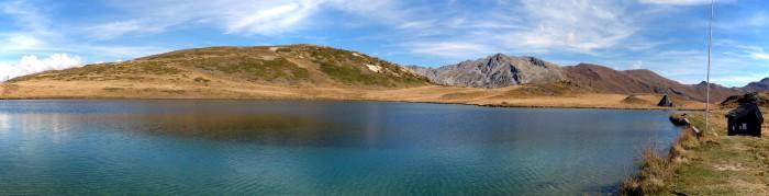 Gibidumsee - Einmal bei schönem Wetter