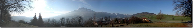 Panorama beim Gigeliwald