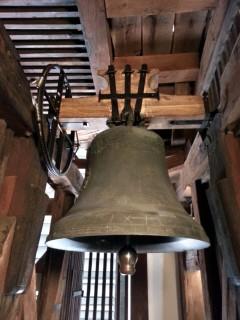 Glocke in der Kathedrale Solothurn