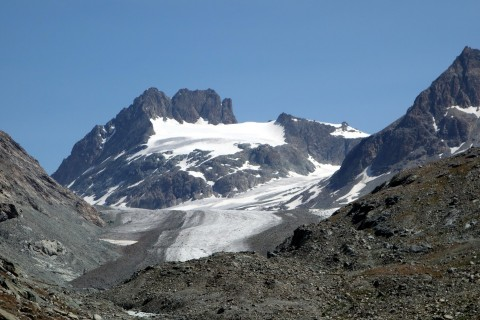 Glacier d'Otemma