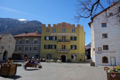 Stadtplatz Glurns