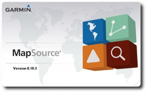 Garmin MapSource Logo