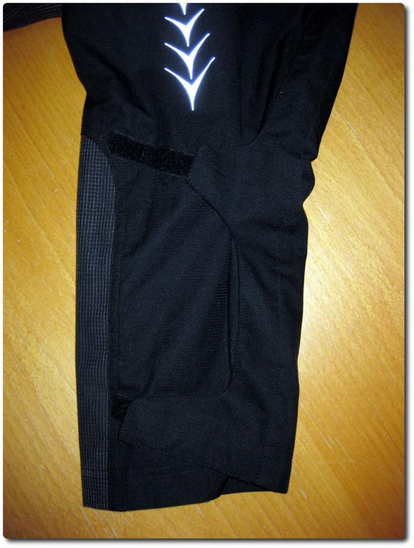 Gore Countown Bikehose - Abschlüsse mit Schutz am Innenbein