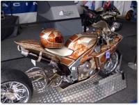 Custom Bike am Moto GP