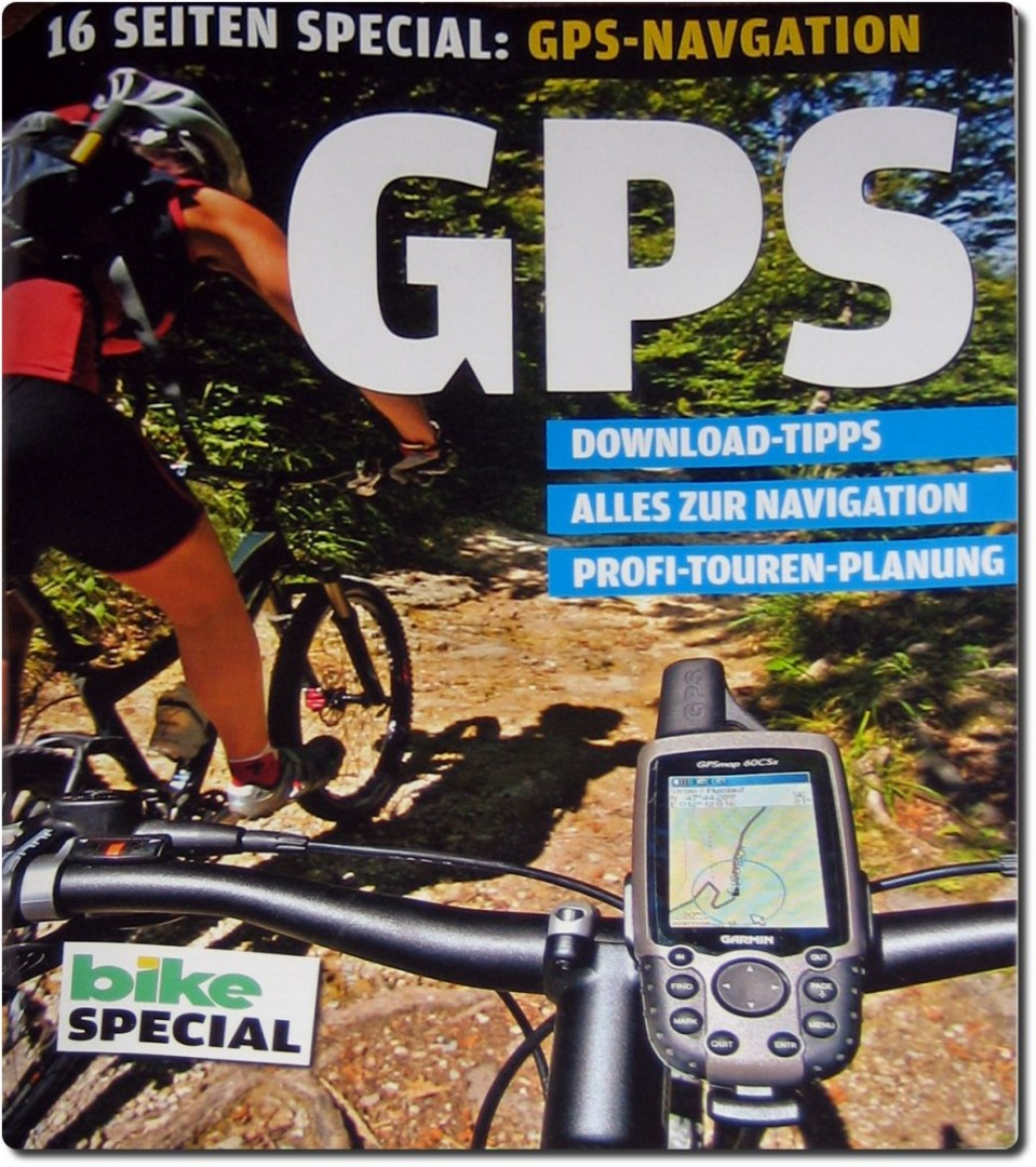 Cover GPS Special