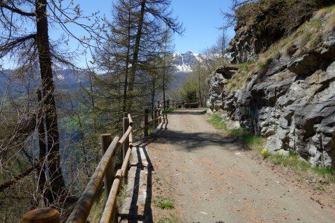Weg Gran Balconata...