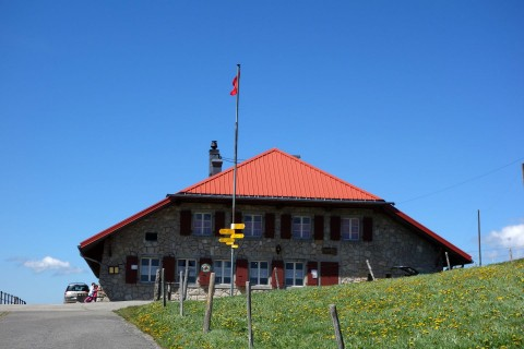Berggasthof Grange Neuve