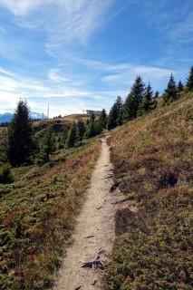 Trail Greicheralp