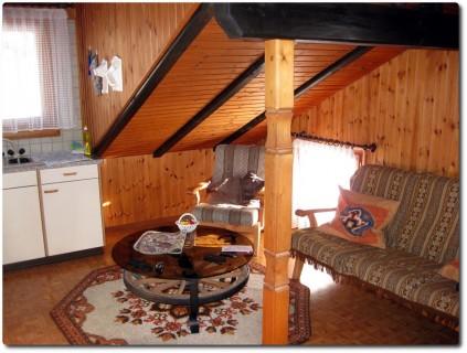 Ferienwohnung im Dachgeschoss des Denner
