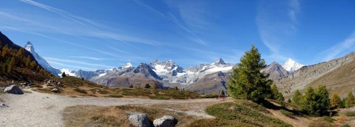 Panorama Grüensee