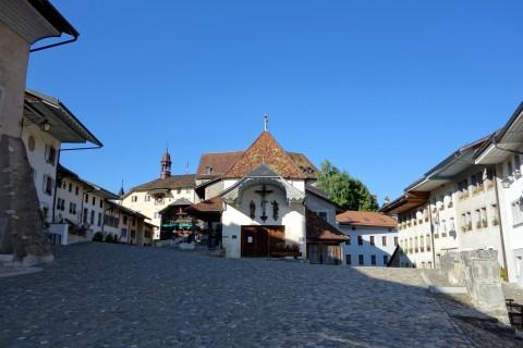 Greyerz - Stadt