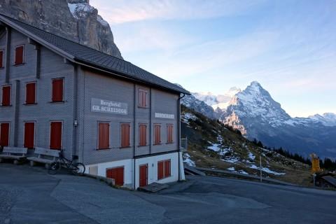 Grosse Scheidegg - Restaurant