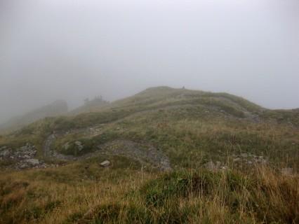 Abfahrt Col du Sanetsch - Gsteig
