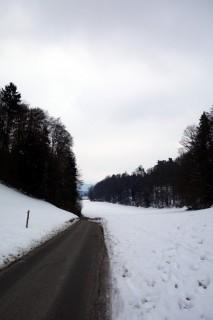 Trostlose Kälte im Gümligental