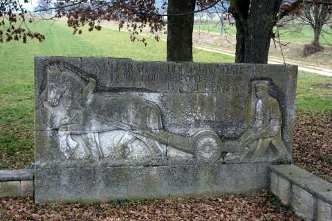 Meliorationsdenkmal