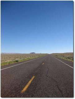 Highway 24 - Nur geradeaus...