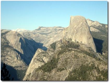 Yosemite National Park - Half Dome