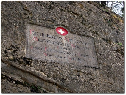 Fortifikation Hauenstein