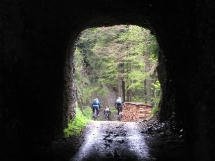 Hegenloch - Tunnel