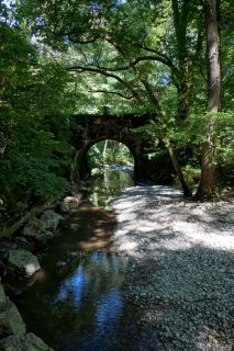 Hermance - Grenzbrücke