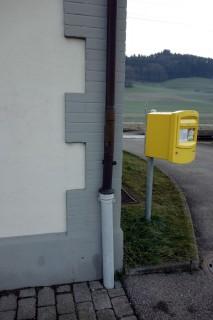 HFP2 Bahnhof Lindenholz - Marke