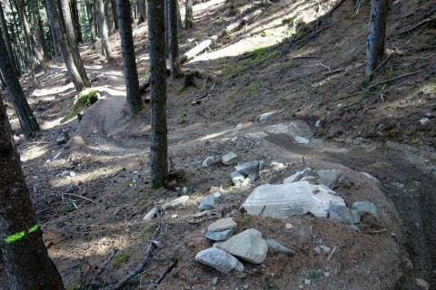 Holy Hansen Trail - oberer Teil