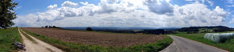 Panorama bei Höchi