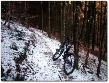 Färnstuhöchi Trail zweiter Abschnitt