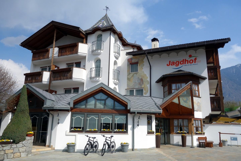 Hotel Jagdhof Latsch