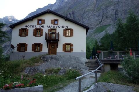 Hotel Mauvoisin
