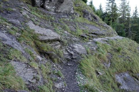 Wanderweg Brunni - Huetmad